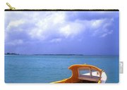 Aruba. Fishing Boat Carry-all Pouch