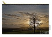 As Clouds Pass By Carry-all Pouch