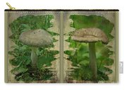 As I Age - A Mushroom's Tale Carry-all Pouch