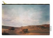 As The Sand Shifts So Do I Carry-all Pouch by Laurie Search