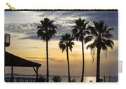 As The Sun Sets South Padre Island Texas Carry-all Pouch