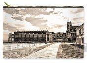 Asbury Park Boardwalk And Convention Center Carry-all Pouch