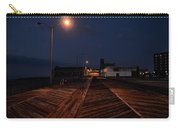 Asbury Park Boardwalk At Night Carry-all Pouch
