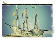 Asbury Park Convention Hall Ship Carry-all Pouch