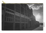 Asbury Park Nj Casino Black And White Carry-all Pouch
