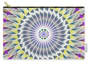 Ascending Eye Of Spirit Kaleidoscope Carry-all Pouch