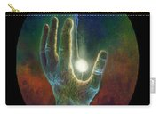 Ascension Of The Soul Carry-all Pouch by Kd Neeley