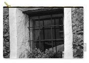 Ascona Window Bw Carry-all Pouch