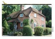 Ashers Farmhouse Five Bells Lane Nether Wallop Carry-all Pouch