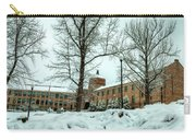 Asheville High School During Winter Carry-all Pouch