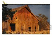 Ashland Barn In Evening Light Carry-all Pouch