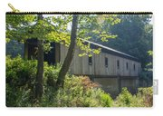 Ashtabula Collection - Olin's Covered Bridge 7k01977 Carry-all Pouch