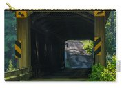 Ashtabula Collection - Olin's Covered Bridge 7k01978 Carry-all Pouch