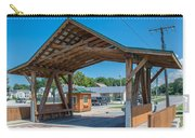 Ashtabula Collection - West Liberty Covered Bridge 7k02064 Carry-all Pouch