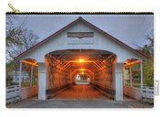 Ashuelot Covered Bridge Carry-all Pouch