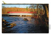 Ashuelot Covered Bridge Scene Carry-all Pouch