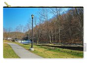 Ashuelot River In Hinsdale Carry-all Pouch