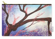Asian Bloom Triptych 1 Carry-all Pouch