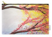 Asian Bloom Triptych 3 Carry-all Pouch