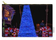 Asian Christmas Display Carry-all Pouch