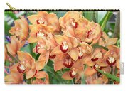 Asian Corsage Orchid Carry-all Pouch