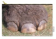 Asian Elephant Foot Carry-all Pouch