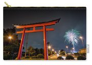 Asian Fireworks Carry-all Pouch