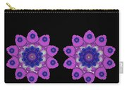 Asian Purple Orchids Carry-all Pouch