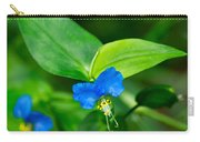Asiatic Dayflower Carry-all Pouch