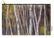 Birch Trees At Lake Maria State Park Minnesota Carry-all Pouch