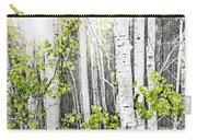 Aspen Grove Carry-all Pouch by Elena Elisseeva