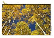 Aspen Grove In Fall Carry-all Pouch
