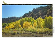 Aspen Grove In The Fall Carry-all Pouch