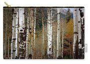 Aspen In The Rockies Carry-all Pouch