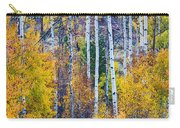 Aspen Tree Magic Cottonwood Pass Carry-all Pouch