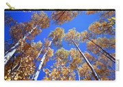 Aspen Tree Tops Carry-all Pouch