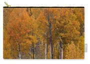 Aspens Ablaze Carry-all Pouch