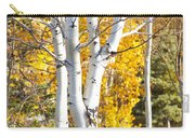 Aspens In Fall Carry-all Pouch