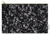 Asphalt Gravel Carry-all Pouch by Hakon Soreide