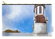 Aspiring Chapel Impasto Carry-all Pouch