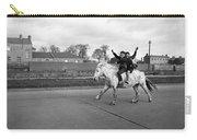 Aspiring Cowboys In Dublin 1961 Carry-all Pouch