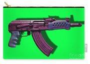 Assault Rifle Pop Art - 20130120 - V3 Carry-all Pouch