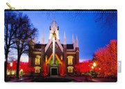 Assembly Hall Slc Temple Carry-all Pouch by La Rae  Roberts