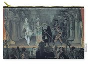 Assembly Of Free Masons Carry-all Pouch