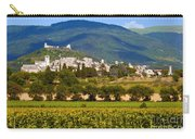 Assisi From The Sunflower Fields Carry-all Pouch