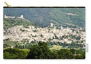 Assisi Italy - Medieval Hilltop City Carry-all Pouch