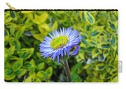 Aster Daisy Carry-all Pouch