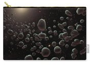 Asteroid Belt, Illustration Carry-all Pouch
