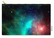Asteroid Zips By Orion Nebula Carry-all Pouch