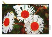 Asters Bright And Bold Carry-all Pouch